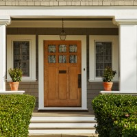 How Does Your Front Door Affect Your Home's Curb Appeal?