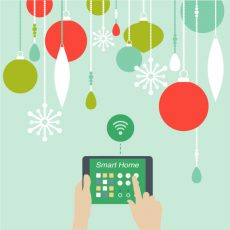 Smart Home for the Holidays